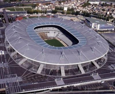 stade de France à proximité du SEO Campus